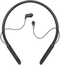 Klipsch T5 Wireless In-Ear Neckband In-Ear Headphones - Black Leather