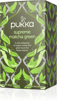 PUKKA - Supreme Matcha Green Tea
