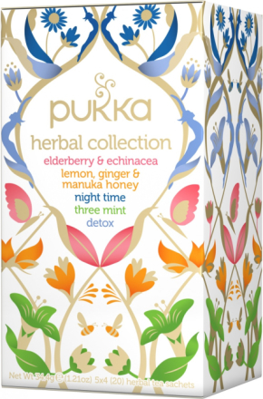 PUKKA - Herbal Collection Tea