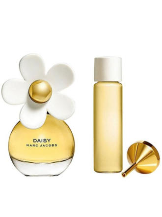 Parfyme - Transparent Marc Jacobs Daisy Travel Size