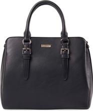 Don Donna Angela handväska , Svart