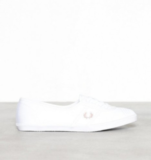 Fred Perry Aubrey Twill Low Top