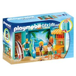 5641 Playmobil Surfer Shop legeboks - wupti.com