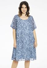 Dress PLUMETI 42/44 blue