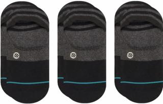 Stance - Gamut 3er Pack men's socks (black) - L (43 ? 46)
