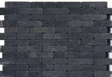Pflastersteine Koppelstones schwarz