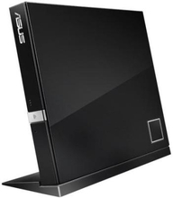 BDCombo ASUS SBC-06D2X-U - slim portable 6X Blu-ray combo burner Retail