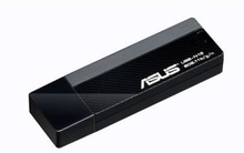 ASUS USB-N13 Ver.C Wireless USB 2.0 Compact Pen Type 802.11n draft 2.0 SuperSpeed N