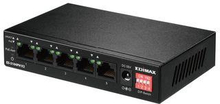 Edimax Nätverk Omkopplare 10/100 Mbit