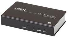 Aten 2-Port HDMI Splitter Svart