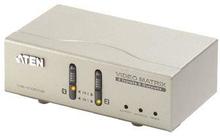 Aten 2-Port VGA Matrisomkopplare Silver