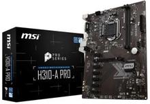 MSI H310-A PRO ATX