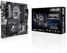 ASUS PRIME H370M-PLUS (mATX, H370, LGA 1151)