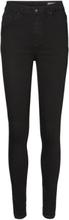 VERO MODA Sophia High Waist Skinny Fit Jeans Women Black