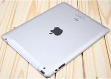 Tech of sweden Bak klistremerke til iPad 2,3,4 som fungerer med Smart Cover