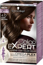 Schwarzkopf Color Expert Hårfärg Dark Brown b4463514a0e8a