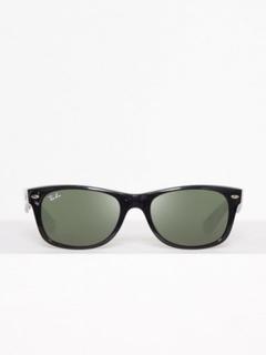Ray Ban New Wayfarer Solglasögon Grön
