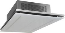 Witt Ws 960-2 Takintegrert Ventilator - Hvit/glass