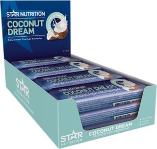12 x Star Nutrition Protein Bar, 55g, Salted Caramel