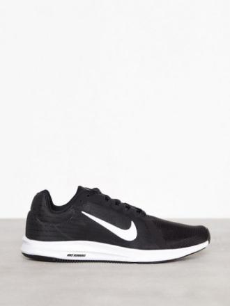 Nike Downshifter 8 Svart/Hvit