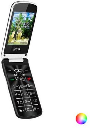 Smartphone SPC Epic 2315A BT FM 2.8'' Bluetooth 800 mAh (Färg: Röd)