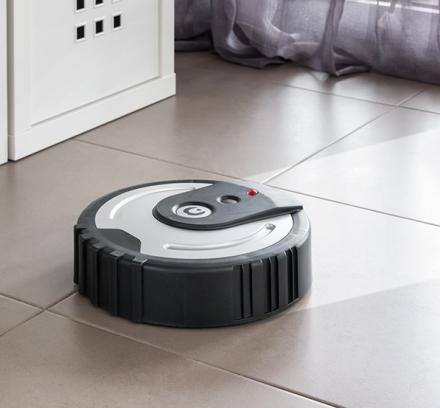 UBOT helautomatisk robot mopp