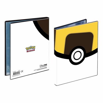 Ultra Pro Ultra Ball 9-lomme portefølje for Pokemon - Fruugo