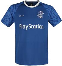 Playstation - Esports Jersey - France -Trikot - blå