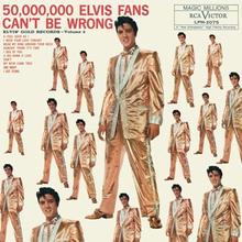 "Presley Elvis: 50 000 000 Elvis fans can""'t be..."