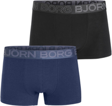 SEASONAL SOLID TRUNKS 2-PACK Insignia Blue, XXL
