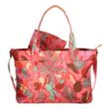 Oilily Damen Wickeltasche Diaper Bag Pink Flamingo (rosa pink)