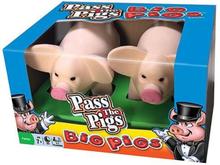 Övrigt Spel Kasta Gris - Big Pigs (Eng)