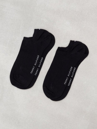 Tommy Hilfiger Th Men Sneaker 2P Sukat Black