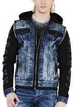 CJ154 Jacket Blue