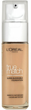L'Oreal True Match Foundation N2 Vanilla 30 ml