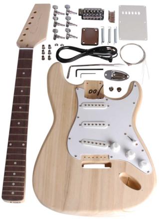Beaton DIY-ST-11 el-gitar-byggesett
