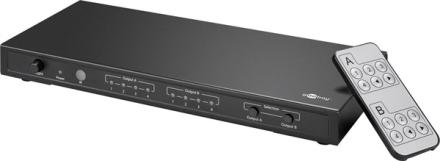 Goobay Ultra HDMI Matrix 4 x 2