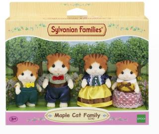 Sylvanian Families Maple Cat Familien 5290