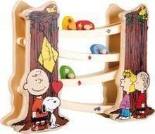 Peanuts Kugelbahn