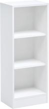 Haven Hvit – Liten bokhylle L41.5cm
