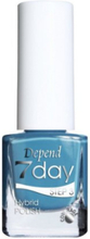 Depend 7day Nailpolish Botanic Blue