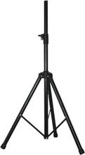 Aluminium Højttaler Stativ (30kg/1,80m) - Black