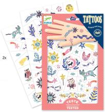 Tatueringar - söta drömmar (Djeco)