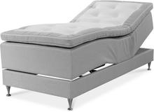 Ställbar säng Särö Deluxe 90x200cm Pocket / Pocket - Valfri färg!