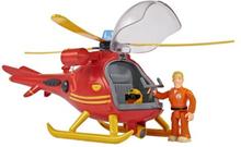 Simba Fireman Sam, Helikopter med figur