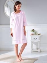 Nachthemd Peter Hahn rosé