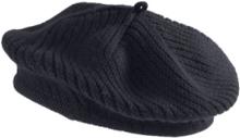 Baskenmütze aus 100% PREMIUM Kaschmir Peter Hahn Cashmere blau