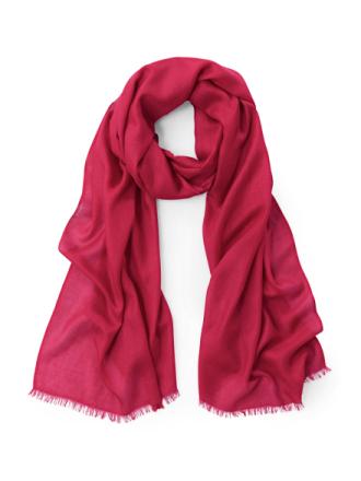 Tørklæde Fra Peter Hahn rød - Peter Hahn