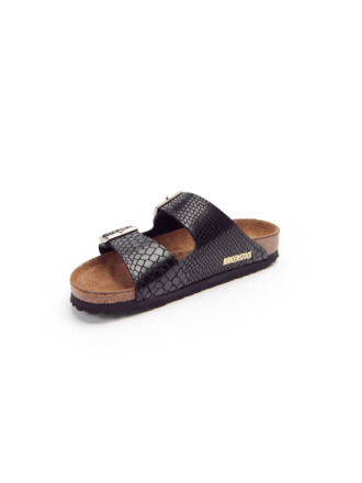 Sandaler 'Arizona' Fra Birkenstock sort - Peter Hahn