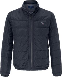 Quiltet jakke Fra GANT blå